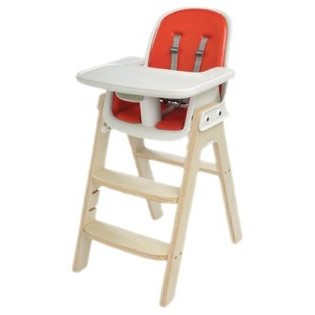 Sprout high chair by oxo small space living - High chair for small spaces image ...
