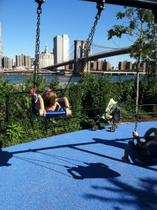 Brooklyn swinging