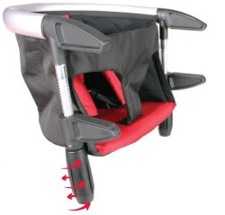 Phil U0026 Teds® Lobster Portable High Chair