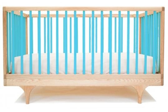 Kalon Caravan Crib Small Space Living