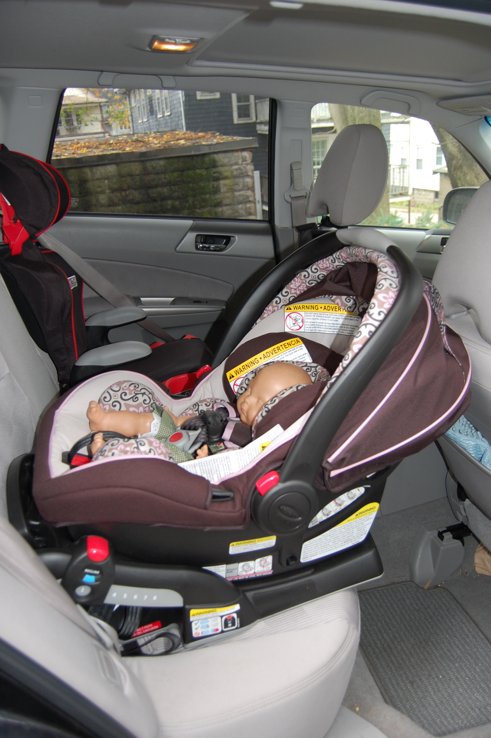 Graco Snugride Click Connect 40 Car Seat ReviewCityBaby Living